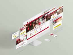 Jugend Eine Welt Online Portal - Referenz i-kiu