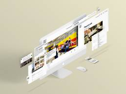Kulturhaus Brotfabrik Online Auftritt - Referenz i-kiu