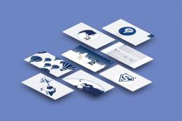 Cargo Partner Grußkartenportal - Referenz i-kiu