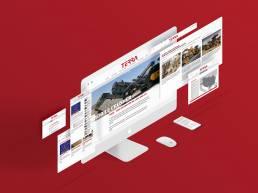 Terra Group - Online Plattform Referenz i-kiu