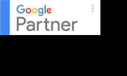 Google Partner Logo - i-kiu Partnerprogramm