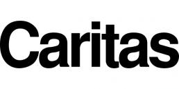 Caritas Logo - Kunden i-kiu