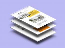 Campus der Religionen Website - Referenz i-kiu