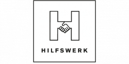 HIlfswerk Logo - Kunden i-kiu