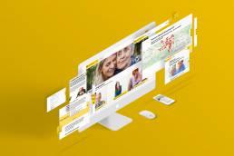Hilfswerk Österreich Webportal - Referenz i-kiu